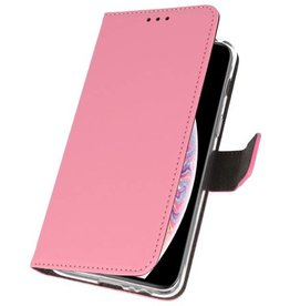 Wallet Cases Case for iPhone XS Max Pink