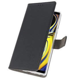 Wallet Cases Case for Galaxy Note 9 Black