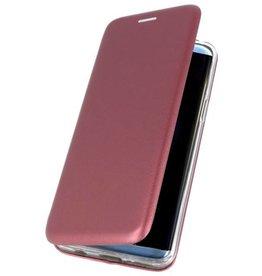 Slim Folio Case für Samsung Galaxy Note 9 Bordeaux Rot