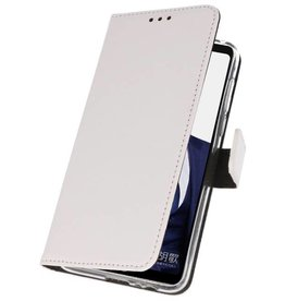 Wallet Cases Case for Huawei Note 10 White