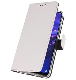 Wallet Cases Case for Huawei Mate 20 Lite White