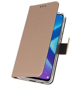 Wallet Cases Case for Huawei Honor 8X Gold