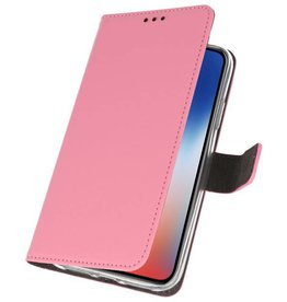 Wallet Cases Case for iPhone XS - X Pink