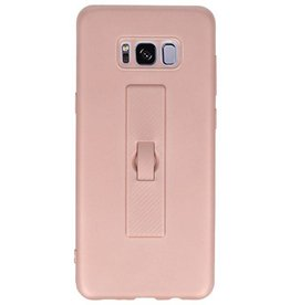 Carbon-Serie Tasche Samsung Galaxy S8 Plus Rot