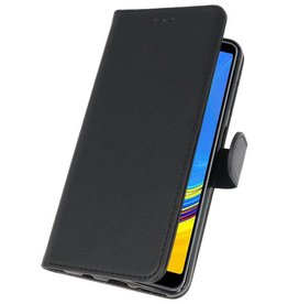 Bookstyle Wallet Cases Case for Galaxy A7 2018 Black