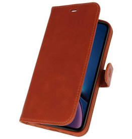 Rico Vitello Brown Genuine Leather Case for iPhone XR