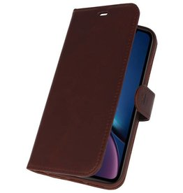 Rico Vitello Mocca Genuine Leather Case for iPhone XR