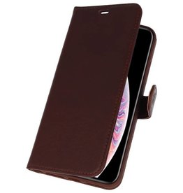 Rico Vitello Mocca Genuine Leather Case iPhone XS Max