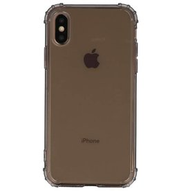 Shockproof TPU case for iPhone XS Gray