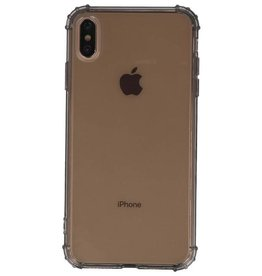 Shockproof TPU case for iPhone XS Max Gray