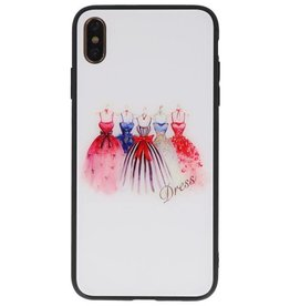Print Hardcase for iPhone XS Max Dress