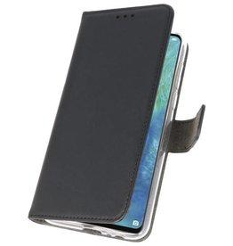 Wallet Cases Case für Huawei Mate 20 X Schwarz