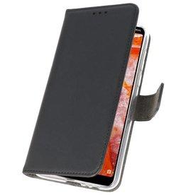 Wallet Cases Case for Nokia 3.1 Plus Black