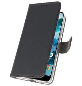 Wallet Cases Case for Nokia 7.1 Black