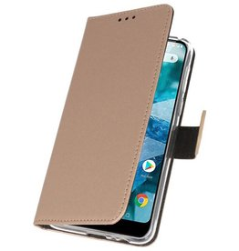 Wallet Cases for Nokia 7.1 Gold