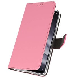 Wallet Cases Case for XiaoMi Mi 8 Lite Pink