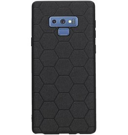 Hexagon Hard Case for Samsung Galaxy Note 9 Black