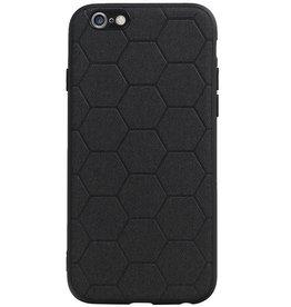 Hexagon Hard Case für iPhone 6 / 6s Schwarz