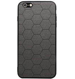 Hexagon Hard Case für iPhone 6 Plus / 6s Plus Grau