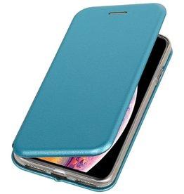 Slim Folio Case for iPhone XS Max Blue
