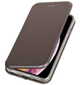 Slim Folio Case for iPhone XS Max Gray