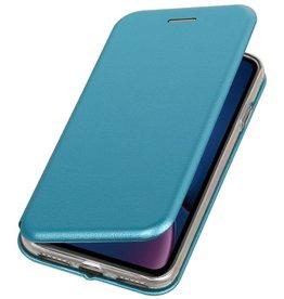 Slim Folio Case for iPhone XR Blue