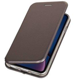 Slim Folio Case for iPhone XR Gray