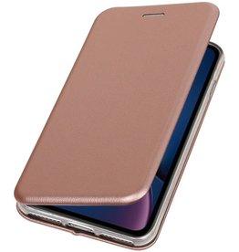 Slim Folio Case for iPhone XR Pink