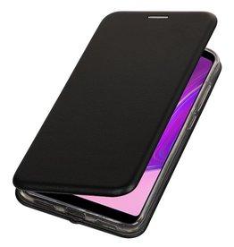 Slim Folio Case für Samsung Galaxy A9 2018 Schwarz