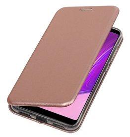 Schmales Folio-Case für Samsung Galaxy A9 2018 Pink