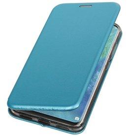 Slim Folio Case voor Huawei Mate 20 Pro Blauw