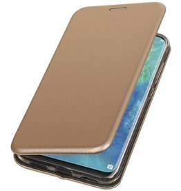 Slim Folio Case voor Huawei Mate 20 Pro Goud