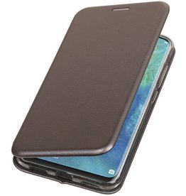 Slim Folio Case for Huawei Mate 20 Pro Gray