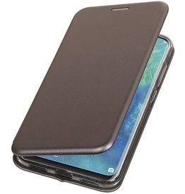 Slim Folio Case voor Huawei Mate 20 Pro Grijs