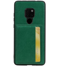 Standing Back Cover 1 Passes für Huawei Mate 20 Lite Green