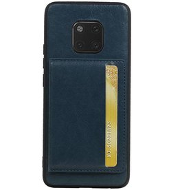Standing Back Cover 1 Passes for Huawei Mate 20 Pro Navy