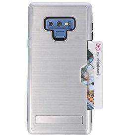 Tough Armor Kartenständer für Note 9 Silver