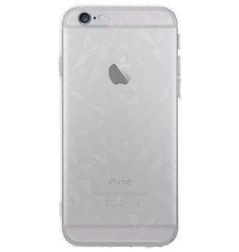Transparente geometrische Silikonhüllen für iPhone 6