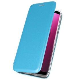 Slim Folio Case voor Samsung Galaxy J4 Plus Blauw