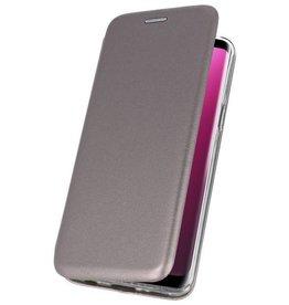 Slim Folio Case für Samsung Galaxy J4 Plus Grau