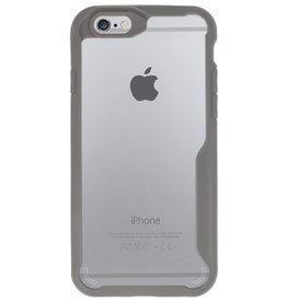 Focus Transparent Hard Cases for iPhone 6 Gray
