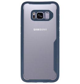 Focus Transparent Hard Cases für Samsung Galaxy S8 Navy