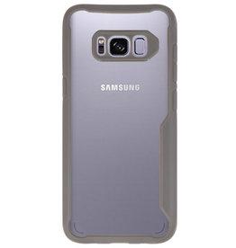 Focus Transparent Hard Cases für Samsung Galaxy S8 Grau