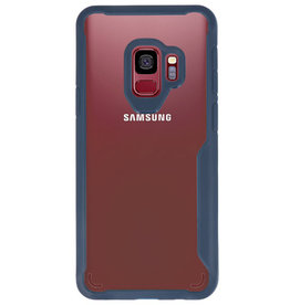 Focus Transparent Hard Cases für Samsung Galaxy S9 Navy