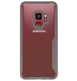 Focus Transparant Hard Cases voor Samsung Galaxy S9 Grijs
