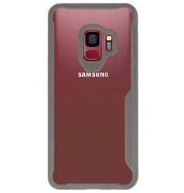 Focus Transparent Hard Cases for Samsung Galaxy S9 Gray