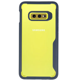 Focus Transparent Hard Cases for Samsung Galaxy S10e Navy