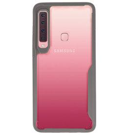 Focus Transparant Hard Cases voor Samsung Galaxy A9 2018 Grijs