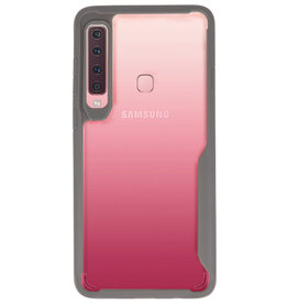 Focus Transparent Hard Cases for Samsung Galaxy A9 2018 Gray