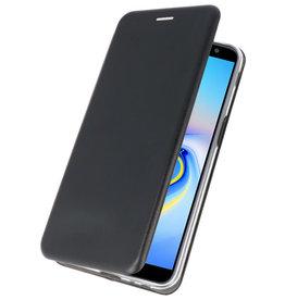 Slim Folio Case for Samsung Galaxy J6 Plus Black
